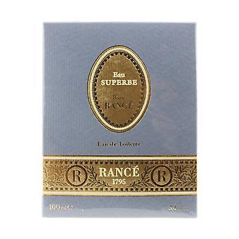 Rance 'Eau Superbe' Eau De Toilette 3.4 oz/100 ml nieuw In doos