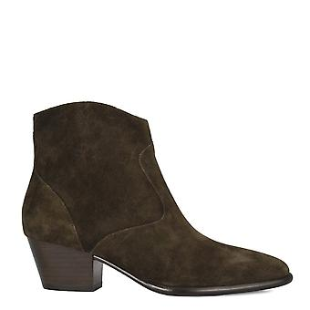 Ash HEIDI BIS Boots Military Suede