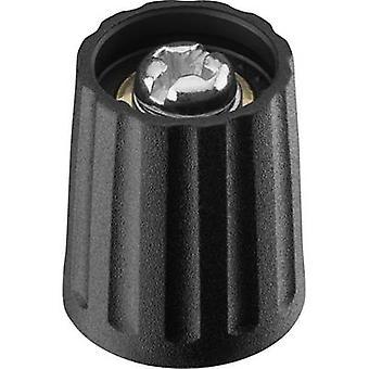 Ritel 26 13 40 3 Control knob Black (Ø x H) 13 mm x 15.5 mm 1 pc(s)