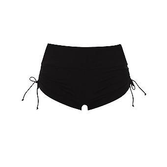 RosaFaia negro traje de baño ropa de playa Bikini Bottom Anita L78896-0-001 de la mujer