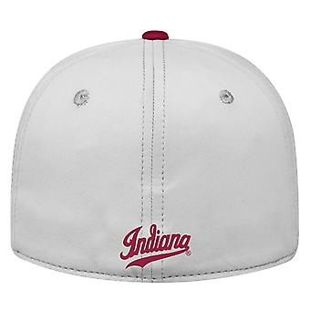 Indiana Hoosiers NCAA SLÄPTÅG inverkan grå Stretch utrustade hatt