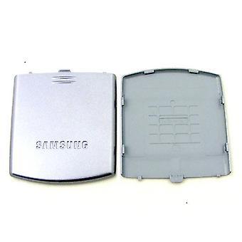 Samsung U740 Battery Door (Silver)