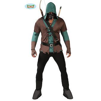 Tiro con arco cazador Avenger para hombres hombres traje Ranger