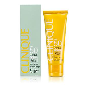 Clinique Sun Spf 50 Crema Viso Uva/uvb - 50ml/1.7oz