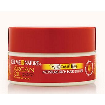 Creme of Nature Argan Moisture Rich Hair Butter 213g