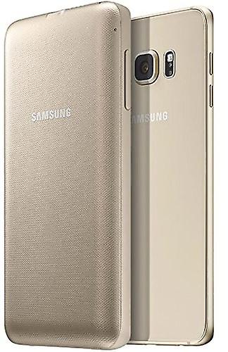 Samsung DP TG928BFEG wireless 3400mAh battery cover cover gold, Samsung Galaxy S6 edge +