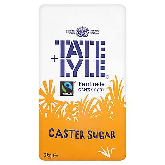 Tate & Lyle Fairtrade Caster Sugar