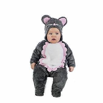 Myszy dziecko kostium myszki kostium pluszowy kombinezon baby