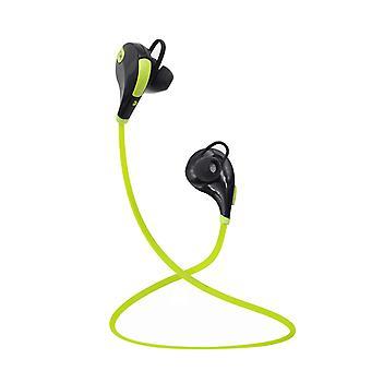 Kablosuz Spor Kulaklık-Yeşil