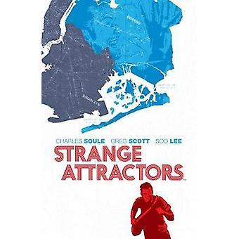 Strange attraktorer av Charles Soule - 9781608869763 bok