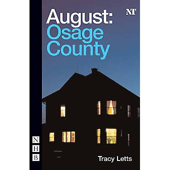 August - Osage County von Tracy Letts - 9781848420250 Buch
