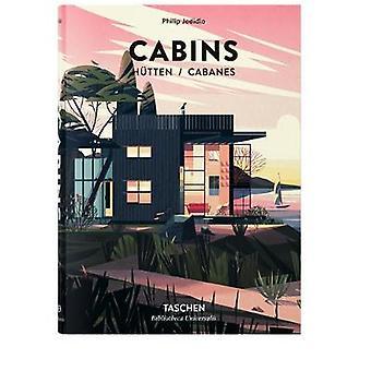 Cabins by Philip Jodidio - 9783836565011 Book