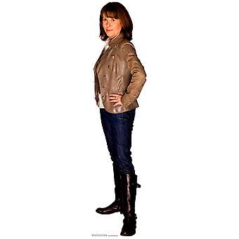Doctor Who - Sarah Jane Smith (Elisabeth Sladen) Lifesize papp åpning / Standee