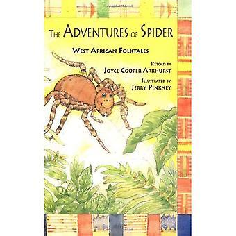 Äventyr av Spider: västra afrikanska folksagor