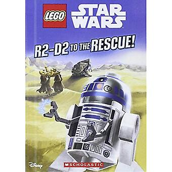R2-D2 to the Rescue! (Lego Star Wars)