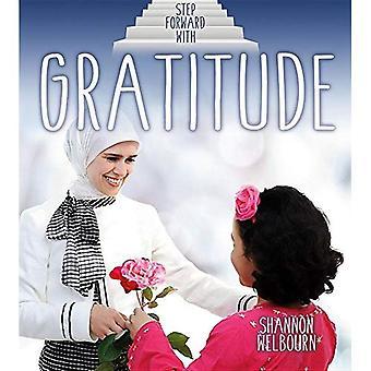 Steg framåt med tacksamhet