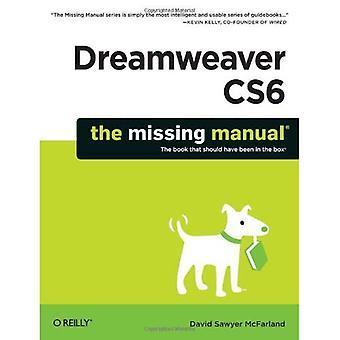 Dreamweaver CS6: Saknade manualen
