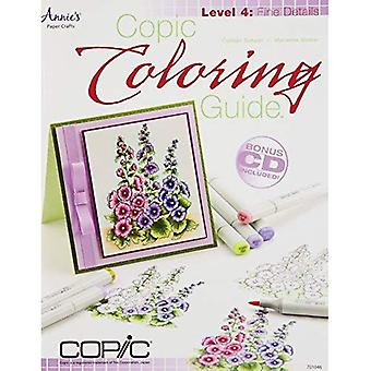 Copic Coloring Guide Level 4