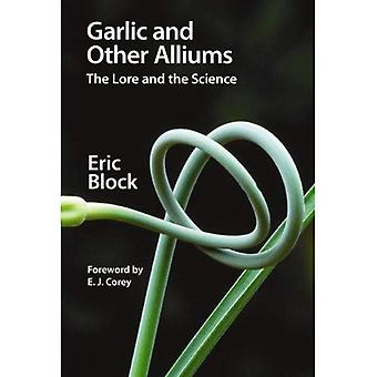Knoblauch und andere Alliums: die Lore und die Wissenschaft