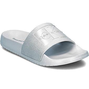 カルバン クライン ジーンズ クリスティ RE9854ICYBLUE ユニバーサル 夏の女性靴