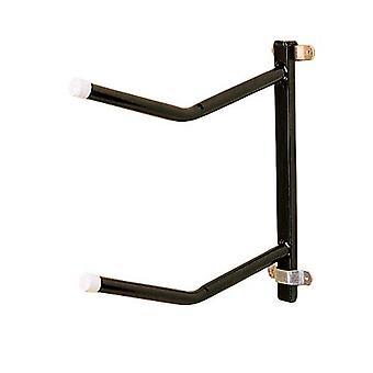 Stubbs verwisselbare Clip-On Twin zadel Rack