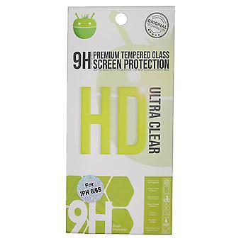 iParts4u מגן מסך זכוכית מחוסמת באיכות גבוהה - iPhone 6/6s