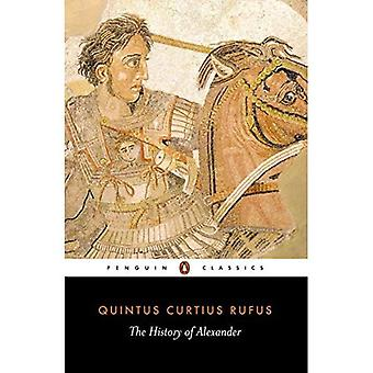 The History of Alexander (Classics)