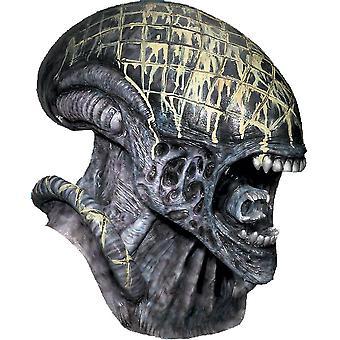 Maschera alieno Deluxe per adulti