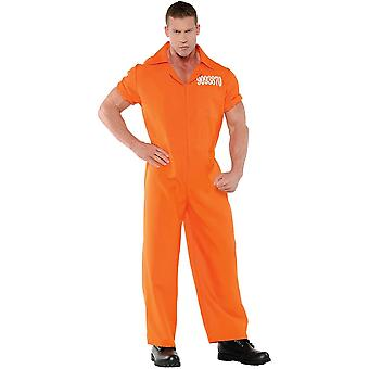 Convicted Men Adult Costume