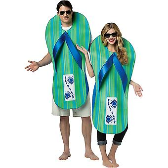 Flip Flops Couple Costumes