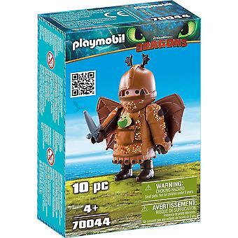 Pernas de Playmobil 70044 peixe com traje de voo