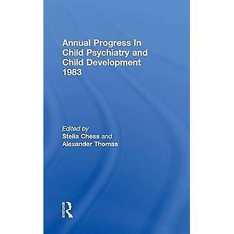 1983 התקדמות שנתית בפסיכיאטריה הילד לפי שחמט & סטלה