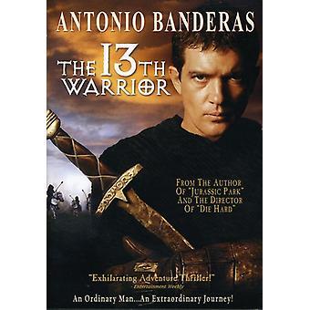 13ème guerrier [DVD] USA import