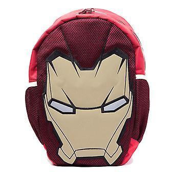 Marvel Iron Man Civil War Mask Backpack
