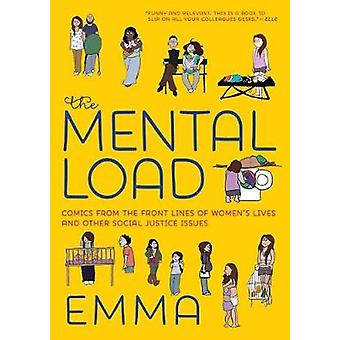 The Mental Load - A Feminist Comic by EMMA - 9781609809188 Book
