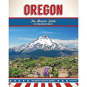 Oregon by John Hamilton - 9781680783391 Book