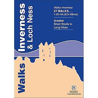 Walks Inverness and Loch Ness by John Wombell - Trina Wombell - Rebec