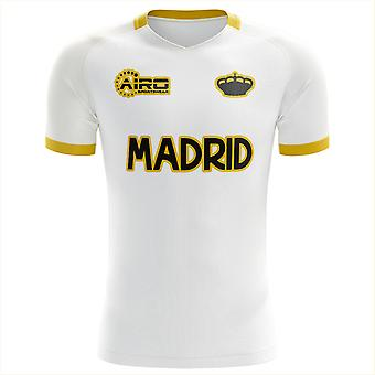 2019-2020 Madrid concept trainings shirt (wit)