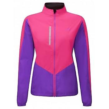 Ronhill Windlite Jacket Fluo Pink/lilac Womens