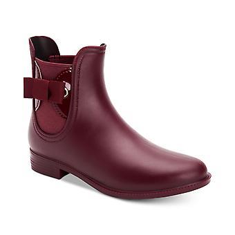 Charter Club Womens Meradeth Closed Toe Ankle Rainboots