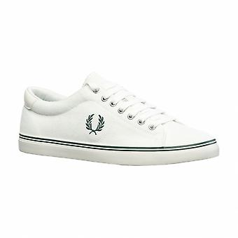 Fred Perry Men's Underspin Heavy Pique Trainers - B1138-303