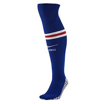 2019-2020 Chelsea Nike Away Socks (Blue)