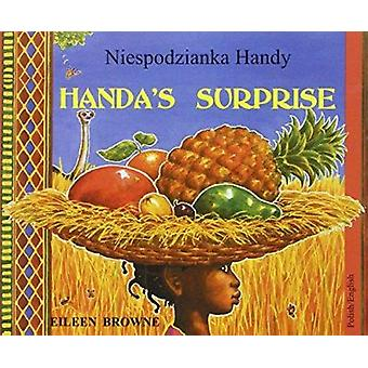 Handa's Surprise in Polish and English by Eileen Browne - Eileen Brow
