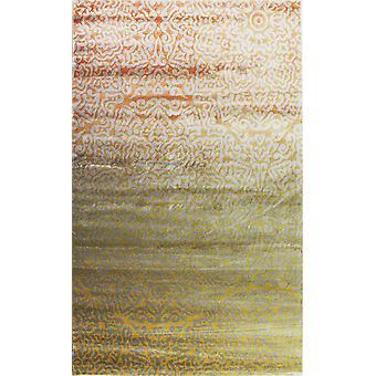 Pierre Cardin design matta i akryl Beige/Orange