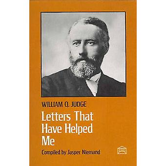 Letters That Have Helped Me by William Q. Judge - 9780911500424 Book