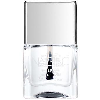 Nails inc NailPure Long Wear Top Coat - 6 FREE, NON-TOXIC & GENTLE FORMULA (08992) 14ml