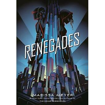 Renegades by Marissa Meyer - 9781250044662 Book