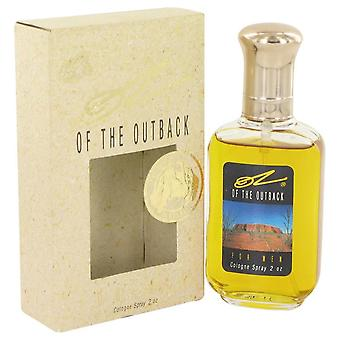 Oz Of The Outback Köln Spray Von Knight International 464494 60 ml