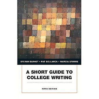 Um guia rápido de faculdade escrita