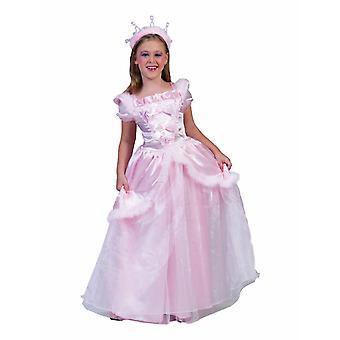 Puku prinsessa lasten puku Lady Queen puku lapset prinsessa karnevaali